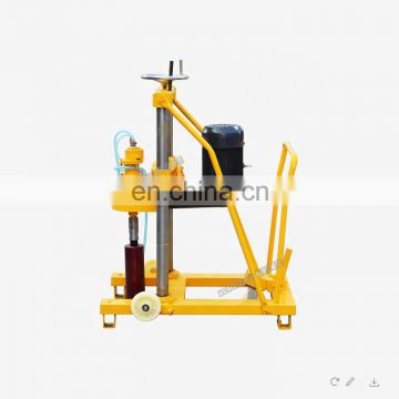 High Performance Construction Concrete Core Drilling Hole Machine