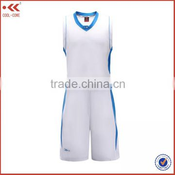 cool-come 2016 new cheap basketball jersey uniform design color red                                                                         Quality Choice