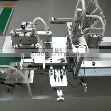 Automatic Handset Mobile Hand Portable Mobile Smart li-Polymer Battery Package Packing Bagging Wrapping Machine TWSL-BPT401
