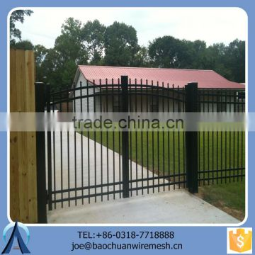 Good-looking Salable Modern Automatic Metal Gate For Garden Factory