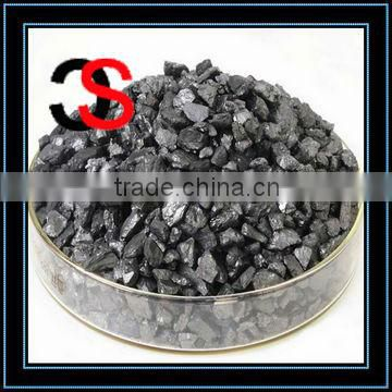 Gas anthracite coal /calcined anthracite coal/ carbon raiser carbon 95% for casting/metallurgy