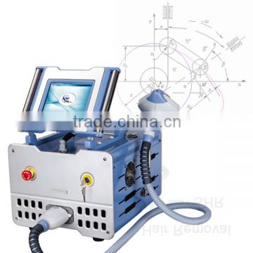 2015 professional OPT SHR intense pulse light device hair removal beauty equipment with CE approval