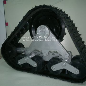 Toyota Land Cruiser, Nissan Patrol Rubber Track System H5YL-320
