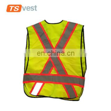 Custom 5-point separate convenient safety vest for drivers