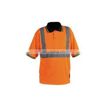 international baranded causal reflective safety shirts for men