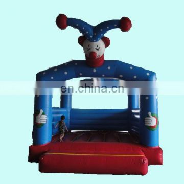 hot sale clown inflatable bouncer