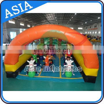 Amazing racing games inflatable jumping hops / happy horse