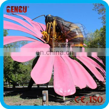 High quality carnival equipment animatronic insect model
