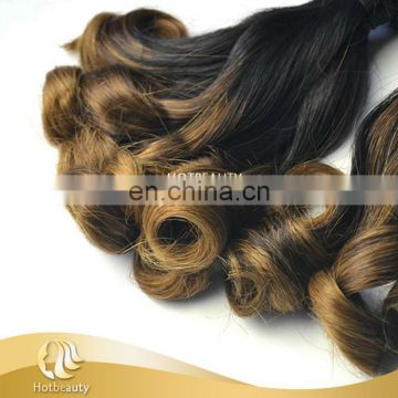 Ombre funmi For Black Women 9A Grade Brazilian Virgin Hair