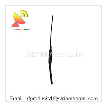 FPV antenna tube WiFi 2.4G antenna omni rf antenna with RG1.13 cable 110mm length opening end
