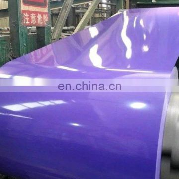 Color Coated Steel Coil/Color Galvanized Steel PPGI for Roofing Sheet