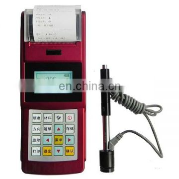LHL-300 portable leeb hardness tester built-in printer