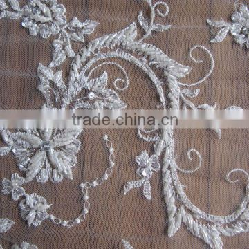 2016 New Arrive Good Quality Cheap African Guipure Lace Fabric/cord Lace /cuipure Lace