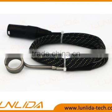 Lunlida 16mm Fiberglass Coil heater for Enail-Black