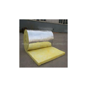 Glass wool vacuum package