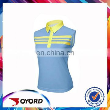OEM wholesale popular xxl golf shirts