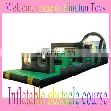 60feet inflatable obstacle course play games