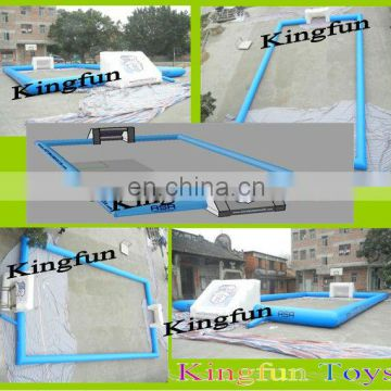 20*10m inflatable soccer field/football pitch 2013