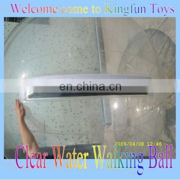 2M clear Tpu water bola/water bubble ball
