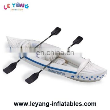 Cheap Inflatable sea water sport rowing boat / inflatable boat for sale