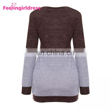 Latest Design Fashion Long Sleeves Winter Women Ugly Christmas Sweater