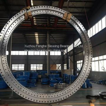 Precision Large Diameter, Three Row Roller Slewing Ring