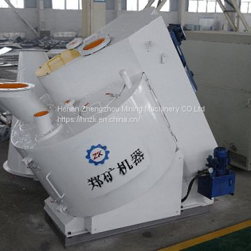 ZK-15 New type energy saving Rotary Drum Granulator widely use