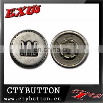 CTY-SO252 20mm metal button