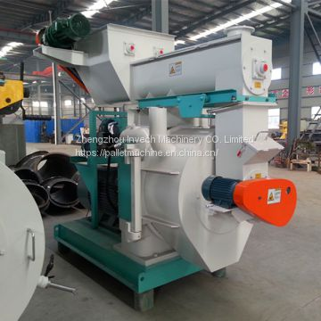 Rice Husk Pellet Pressing Machine in 6mm