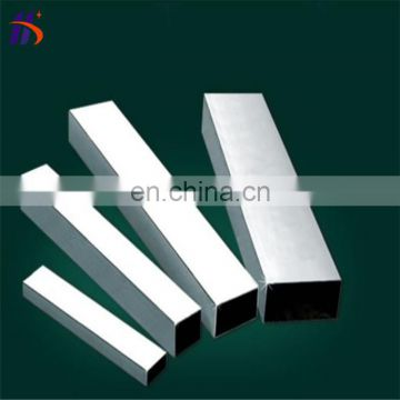40*40mm Stainless Square Steel Pipe 304l 316