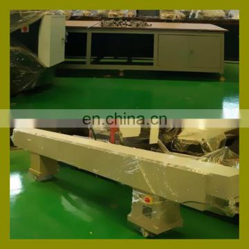 Infrared ray heating type UPVC window door bending machine for making arch UPVC window door