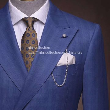 High quality custom made suit for men