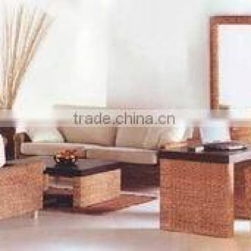 water-hyacinth furniture/ sofa set TCC-W05