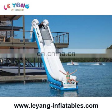 High Degree Water Toys Inflatable Boat And Yacht Slide