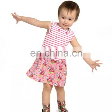 Kids girl frock dress manufacturer from India