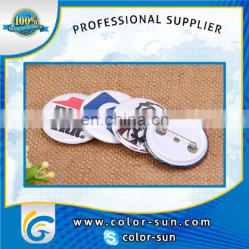 158 mm big manual badge/pin/medal/buttom press machine