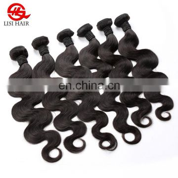Wholesale Alibaba 8A Grade Human Body Wave Virgin Hair
