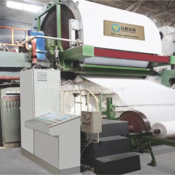 China Factory Paper Production Machinery for Paper Making Mill