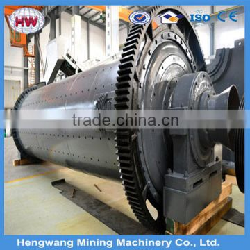 2016 hengwang Plant Ore Powder Grinding Machine , Block Making Machine, Cement Ball Mill of China