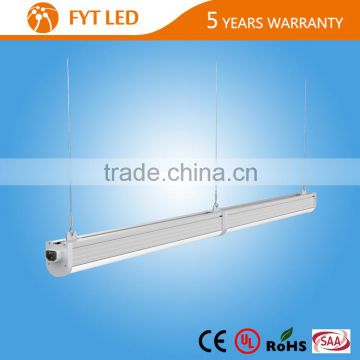 Aluminum easy-con LED linear fluorescent office ceiling
