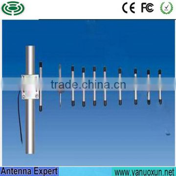 High Power 470-862MHz Strong Signal Yagi Antenna Outdoor DVB-T Yagi Antenna