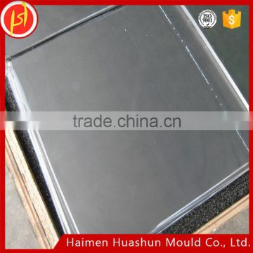 Anode graphite plate with customized size PEM Fuel Cell