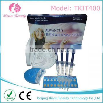 Professional 44% carbamine peroxide teeth whitening home kit