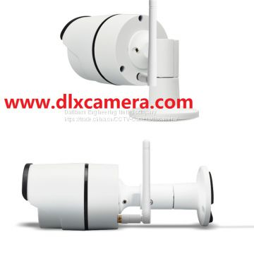 DLX-WFLB20 2Mp 1080P Outdoor Weather-proof Wireless WI-FI IP IR Bullet Camera