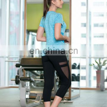 polyester and lycra sublimation printed wholesale oem design fitness leggings sports yoga