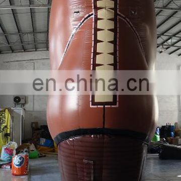 cheap giant advertising Inflatable shoes model