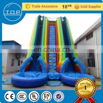 Good obstacle course slip n slide inflatable igloo for kids TOP quality