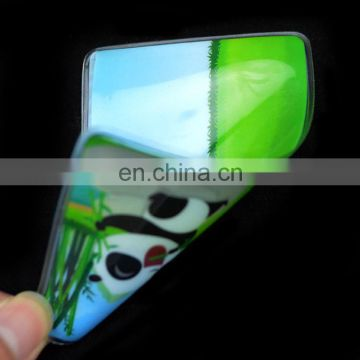 wholesale logo printed plastic credit card holder