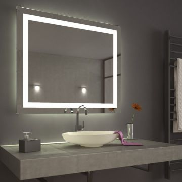 Customized bathroom smart mirror light led bathroom mirror of led customized bathroom smart mirror light led bathroom mirror aloadofball Image collections
