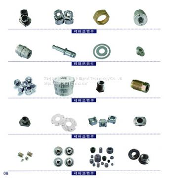 Screw Bolts Nuts Fasteners Optical Sorting Machine